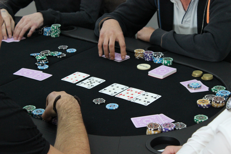 Résultats GENET POKER TOURNAMENT (2016)