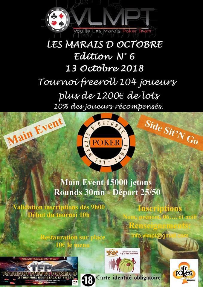 Vouillé les Marais - Les Marais d'Octobre